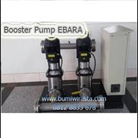 Pompa Boster Ebara