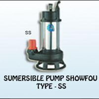 Pompa Sumersible Showfou Stainless