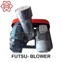 Root Blower Silencer - Distributor Root Blower Fut