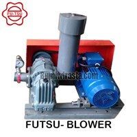Jual Root Blower Futsu - STP IPAL TAMBAK