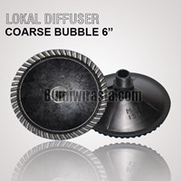 Coarse Bubble Diffuser 6""