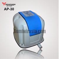 Yasunaga Air pump AP-30 Pompa Aerator