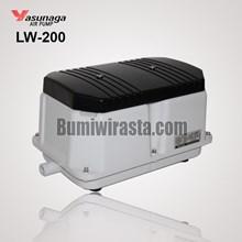 Yasunaga LW 200 Pompa Aerator Blower