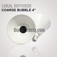 Dari Coarse Bubble Diffuser 4 inc 0