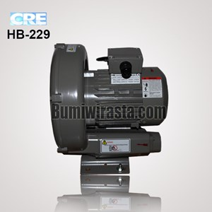 Ring Blower CRE 229 - 0.5HP