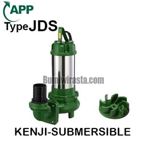 From Pompa Submersible Kenji JDS-05 0
