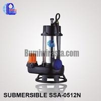 Pompa Submersible Showfou Type SSA-0512