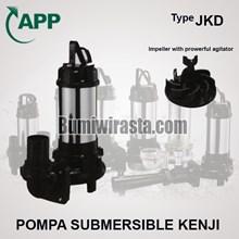 Pompa Submersible Kenji Type JKD (sewage)