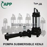 Pompa Submersible Kenji Type JA (Jet Aerator)