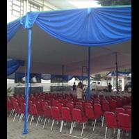 Tenda Plafon Biru