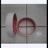 Isolasi Double Foam Accord Putih 1 inch