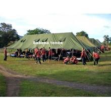 Tenda pleton Standar TNI
