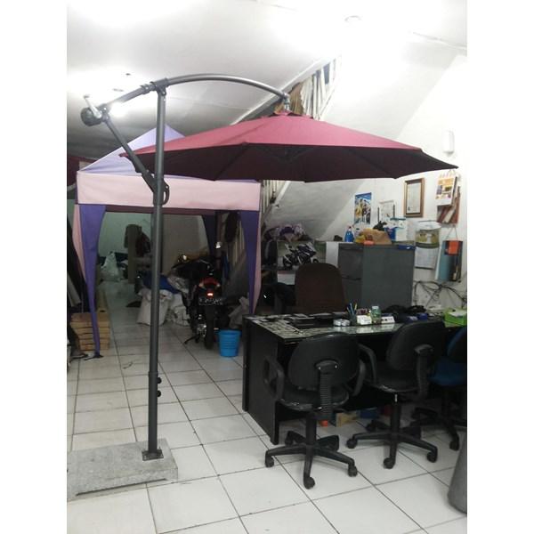 Payung Taman Gantung