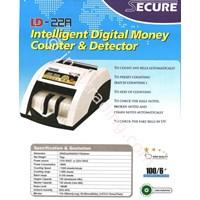 Mesin Hitung Uang Secure Ld 22 A 1