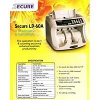 Mesin Hitung Uang Secure Ld 60 A 1