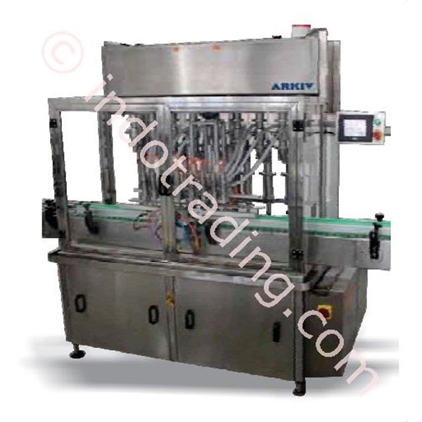 Gp 1000 Series Mechanical Filling Machine