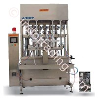 Gp 5000 Series Viscosity Filling Machine