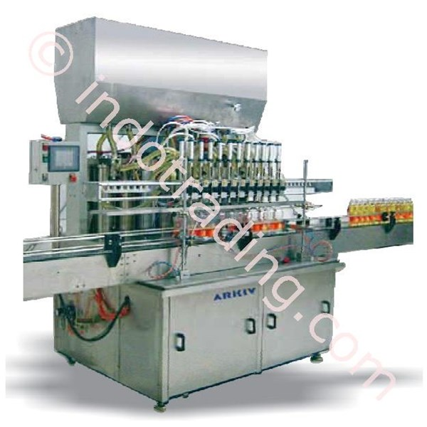 Gp 5600 Volumetric Filling Machine
