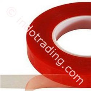 Tape Polyester Red