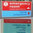 Hospital Sign 1