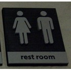 Sign Toilet 1