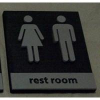 Jual Sign Toilet