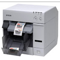 Printer Label Epson Colorwork C3400 1