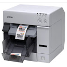 Printer Epson Colorwork C3400
