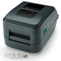 Printer Barcode Zebra Gt 820