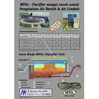 Mto2 - Clarifier 1