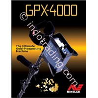 Mine Lab Gpx 4000 1