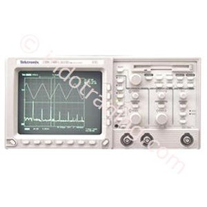 Tektronix Tds340a 100 Mhz Digital Real Time Oscilloscop