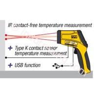Jual Termometer Inframerah Precision Trotec Tp9 2