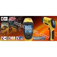 Termometer Inframerah Precision Trotec Tp9 1