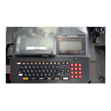 Mesin Electronic Lettering Max letatwin LM-550A PC