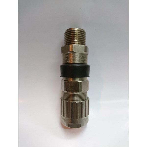 Cable Gland Hawke Brass Nickel Plated 501-453 RAC Universal OS