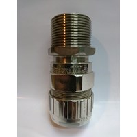 Cable Gland Hawke Brass Nickel Plated 501-453 RAC 1.25 mm (C C2)