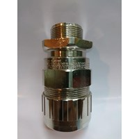 Cable gland hawke brass nickel plated 501-453 RAC-C M32