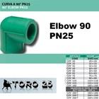 Fitting Pipa Toro 6