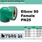 Fitting Pipa Toro 8