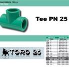Fitting Pipa Toro 3