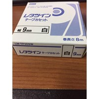 Tape Cassette Max Letatwin LM-TP 309w