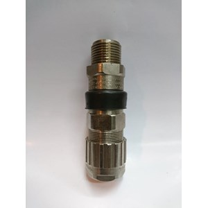 Cable gland hawke brass nickel plated 501-453 RAC Universal OS M20