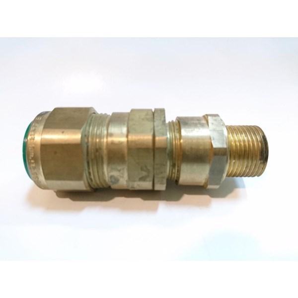 Cable Gland CMP Brass E1FX M20