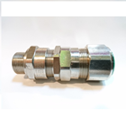 CMP Cable Gland Brass Nickel E1FW M25 1