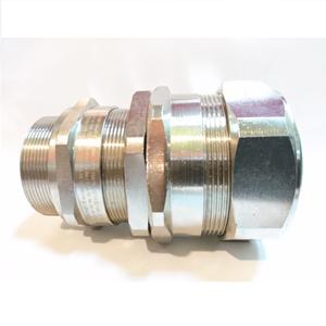 CMP Cable Gland Brass Nickel E1FW M50