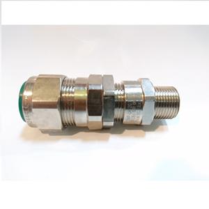 CMP Cable Gland Brass Nickel E1FX M20