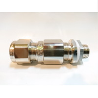 OSCG Cable Gland Brass Nickel M 16A