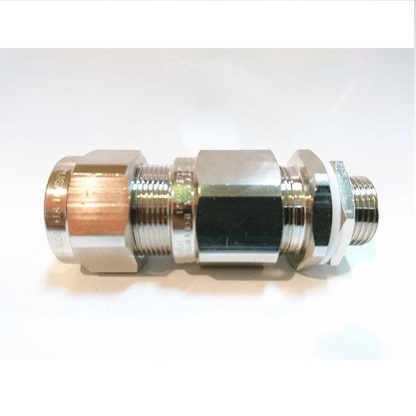 OSCG Cable Gland Brass Nickel M 20b