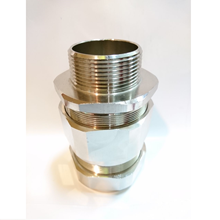 OSCG Cable Gland Brass Nickel 1 1/2